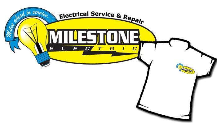 Milestone Electric T-Shirt