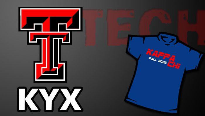 Kappa Chi – Texas Tech Chapter