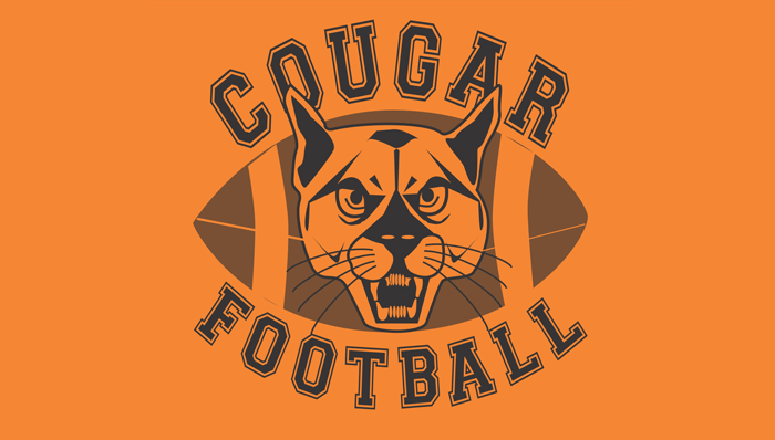 Cougar Football T-Shirts