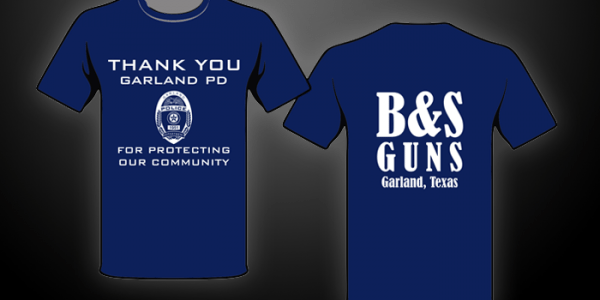 Garland PD Shirts
