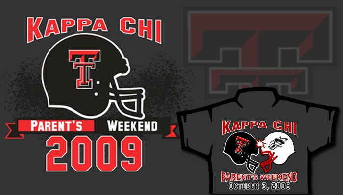 Custom Gameday Football T-shirts