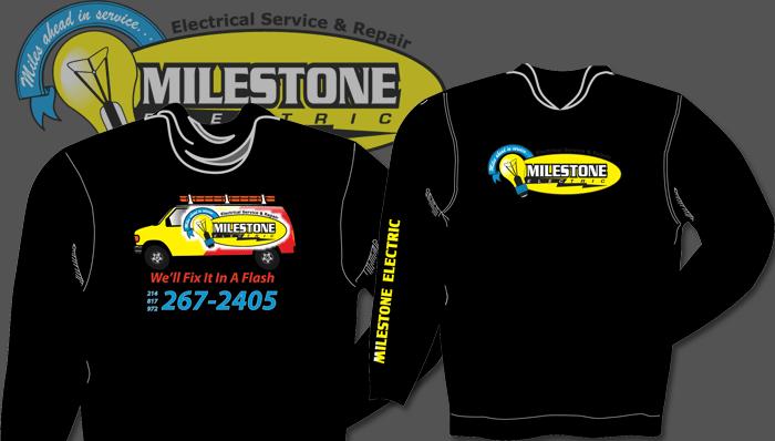 T shirts rockwall screen printing rowlett royse city for Non profit t shirt printing