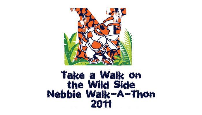 Walk-A-Thon T-Shirts Nebbie Williams