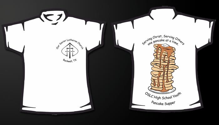 Custom Design Rockwall T Shirts Part 2