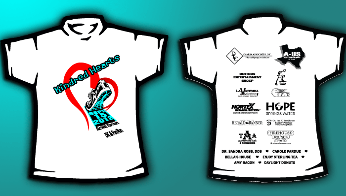 Run With Your Heart 5k