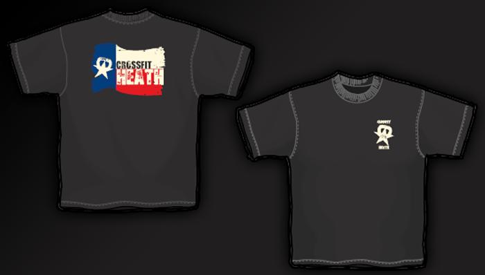 Crossfit Heath T-Shirts