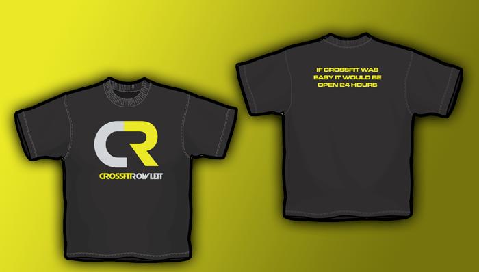 Crossfit Rowlett T-Shirts