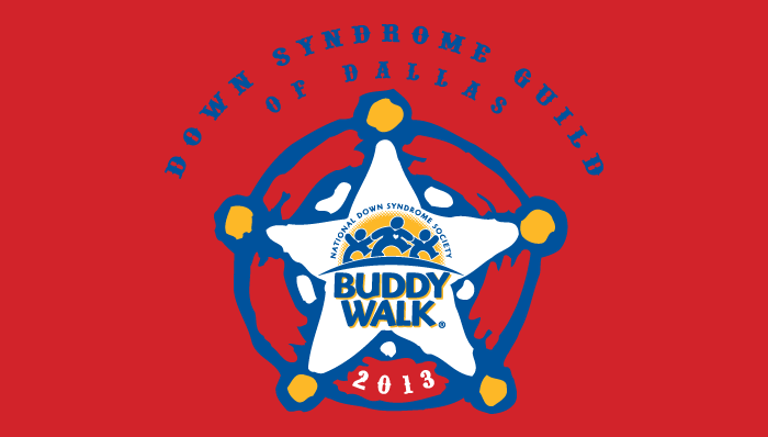 Buddy Walk T-Shirts 2013