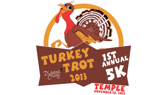 Turkey Trot T-Shirts