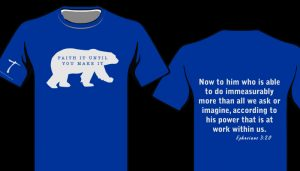 Chiropractor T-Shirt Faith It