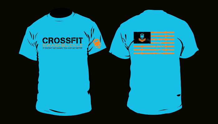 Crossfit Swashbuckle