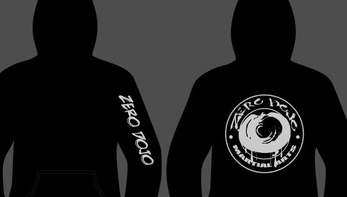 Zero Dojo Custom Hoodie